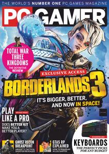 PC Gamer UK - July 2019