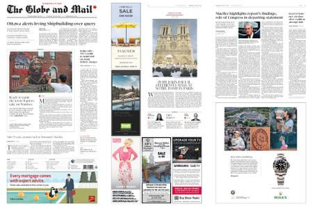 The Globe and Mail – May 30, 2019