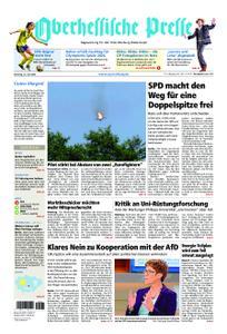 Oberhessische Presse Marburg/Ostkreis - 25. Juni 2019