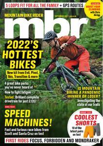 Mountain Bike Rider - September 2021