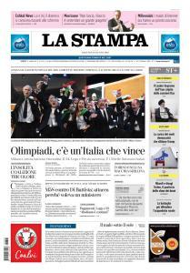 La Stampa Torino Provincia e Canavese - 25 Giugno 2019