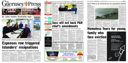 The Guernsey Press – 24 October 2018