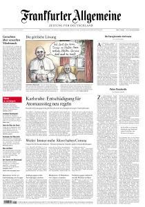 Frankfurter Allgemeine Zeitung - 13 November 2020