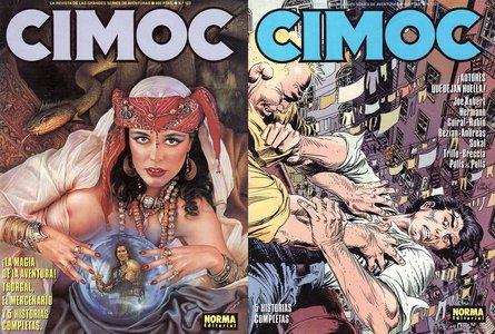 Cimoc #123-124