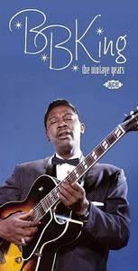 B.B. King - The Vintage Years (2002) [4-CD Box Set]