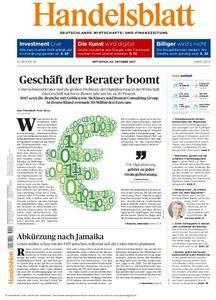 Handelsblatt - 04. Oktober 2017