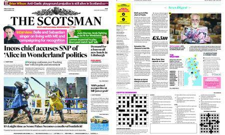 The Scotsman – May 11, 2018