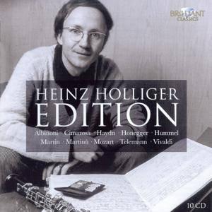 V.A. - Heinz Holliger Edition (10CDs, 2012)