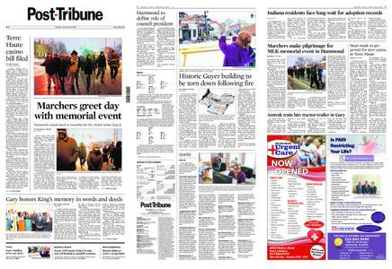 Post-Tribune – January 22, 2019
