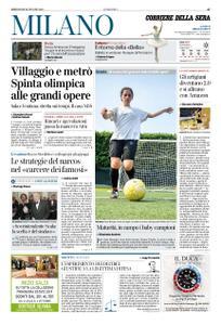 Corriere della Sera Milano – 26 giugno 2019