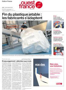 Ouest-France Édition France – 08 septembre 2020
