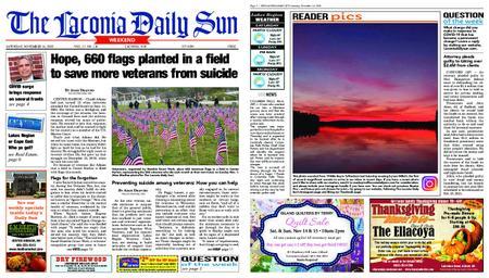The Laconia Daily Sun – November 14, 2020