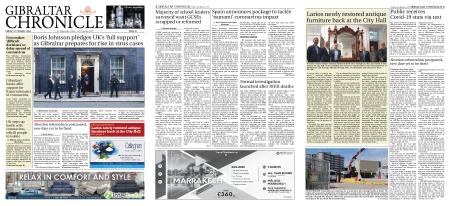 Gibraltar Chronicle – 13 March 2020