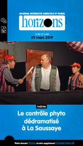 Horizons Centre Ile-de-France – 29 mars 2019