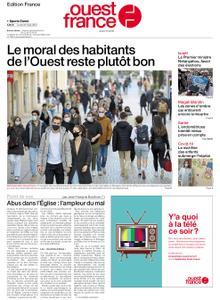 Ouest-France Édition France – 22 mars 2021