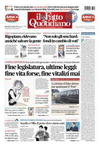 Il Fatto Quotidiano - 29 Novembre 2017