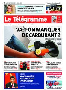 Le Télégramme Brest Abers Iroise – 07 janvier 2020