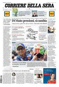 Corriere della Sera - 3 Giugno 2018