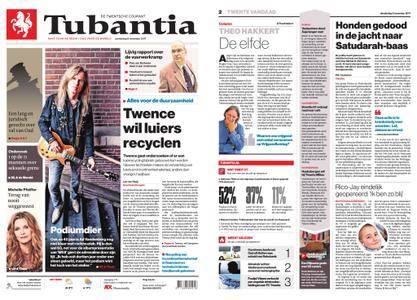 Tubantia - Enschede – 09 november 2017