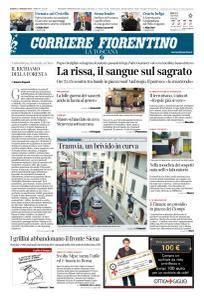 Corriere Fiorentino La Toscana - 12 Maggio 2018