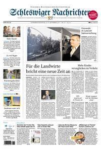 Schleswiger Nachrichten - 09. September 2017