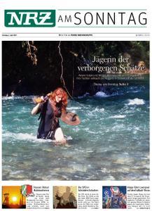 NRZ Neue Rhein Zeitung Sonntagsausgabe - 02. Juni 2019