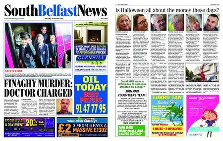 South Belfast News – October 27, 2017