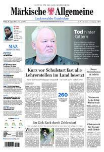 Märkische Allgemeine Luckenwalder Rundschau - 10. August 2018