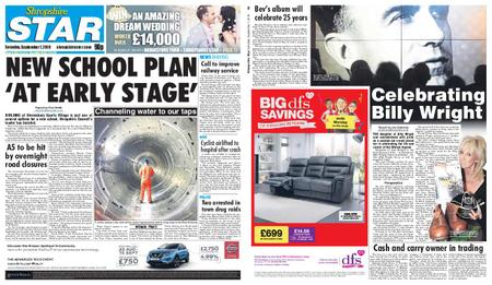 Shropshire Star Shrewsbury Edition – September 07, 2019