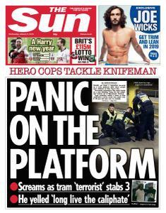The Sun UK - 2 January 2019