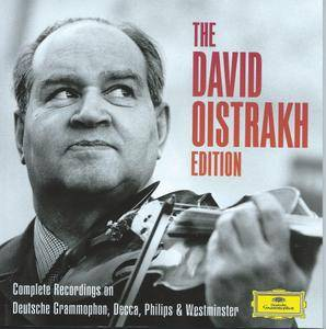 David Oistrakh - The David Oistrakh Edition (22CDs, 2016)