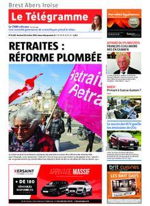 Le Télégramme Brest Abers Iroise – 18 octobre 2019