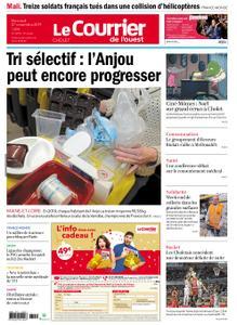 Le Courrier de l'Ouest Cholet – 27 novembre 2019
