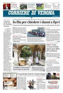 Corriere di Verona - 22 Aprile 2018