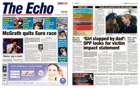 Evening Echo – March 09, 2019