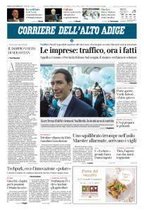 Corriere dell'Alto Adige - 28 Ottobre 2017