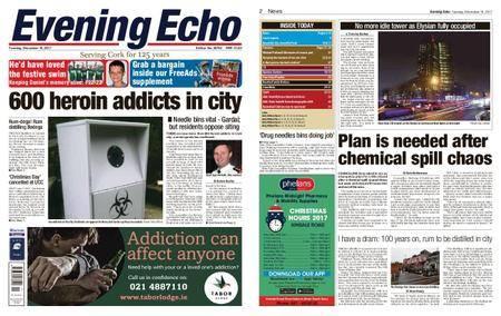 Evening Echo – December 19, 2017