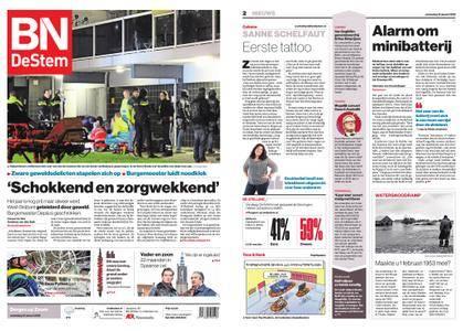 BN DeStem - Bergen op Zoom – 10 januari 2018