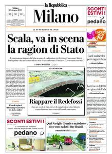 la Repubblica Milano – 29 giugno 2019