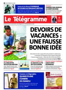 Le Télégramme Vannes – 12 juillet 2020