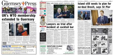 The Guernsey Press – 19 October 2019