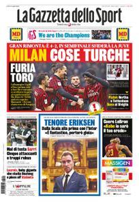La Gazzetta dello Sport Bergamo – 29 gennaio 2020