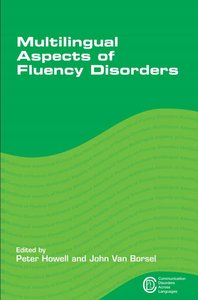 Multilingual Aspects of Fluency Disorders