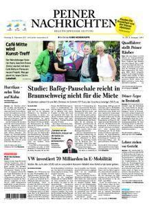 Peiner Nachrichten - 12. September 2017