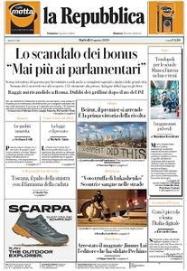 la Repubblica - 11 Agosto 2020