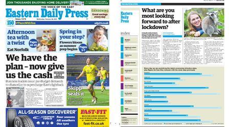 Eastern Daily Press – February 24, 2021