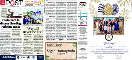 The Guam Daily Post – April 21, 2019
