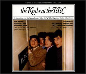 The Kinks - The Kinks At The BBC 1964-1994 (2012)