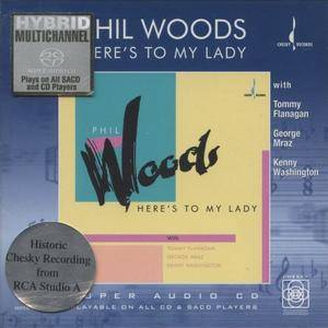Phil Woods - Here's to My Lady (1989) {Chesky Records}