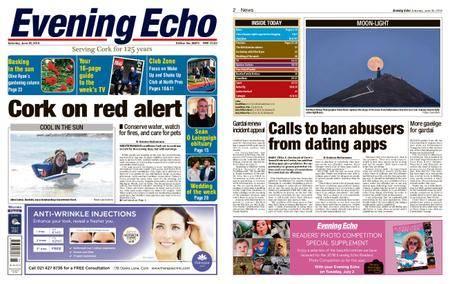 Evening Echo – June 30, 2018
